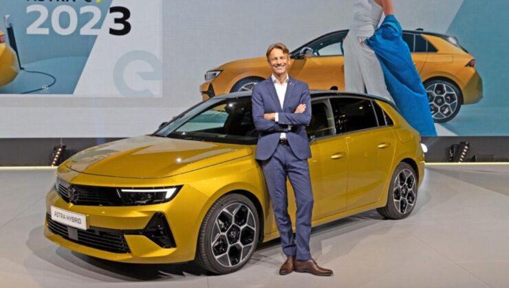 Yeni Opel Astra 2022'de Türkiye'de
