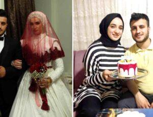 2 aylık evli kadının ölümü! Ölümünden saatler önce attığı mesaj ortaya çıktı
