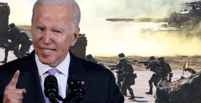 ABD Başkanı Joe Biden'dan canlı yayında büyük tehdit: Tayvan'ı Çin'e karşı koruyacağız