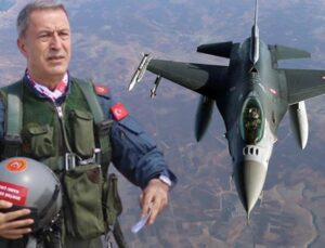 ABD'nin F-16 teklifine Hulusi Akar'dan ilk yorum: Teknik çalışmalar başladı, takipteyiz