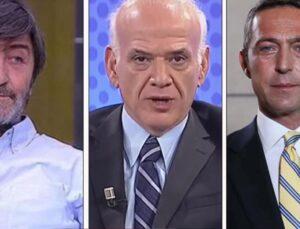 Ahmet Çakar'dan çok konuşulacak Ali Koç ve Rıdvan Dilmen sözleri: Elimde kaset var