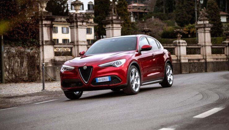 Alfa Romeo'dan Giulia ve Stelvio için özel seri