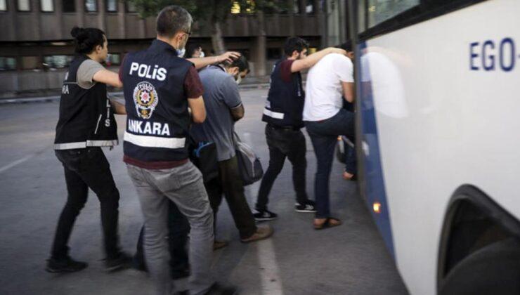 """""""Bataklık"""" davası sanığı polislerin makam aracı tartışması duruşmaya damga vurdu"""