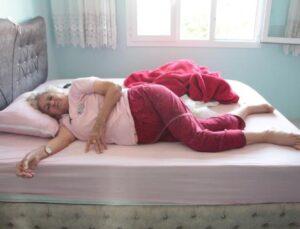 Bel ağrısı şikayetiyle gittiği hastaneden yatalak olarak çıktı