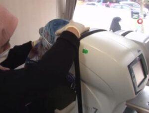 Beykoz'da vatandaşlar ücretsiz sağlık taramasından geçiriliyor
