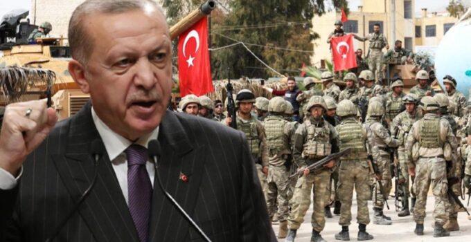 Erdoğan'ın operasyon sinyali terör örgütü YPG'yi korkuttu! Gençleri zorla askere almaya başladılar