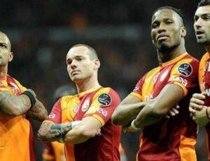 Galatasaray'a geri dönen Felipe Melo'nun forma numarası belli oldu! Taraftarı heyecan sardı