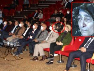 İbrahim Erkal'ın belgeselinin gala gecesinde anne Erkal'a büyük saygısızlık