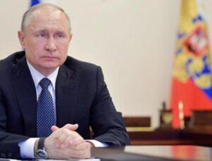 Koronadan günde bin kişi ölüyor! Putin, bir haftalık kapanma kararını onayladı