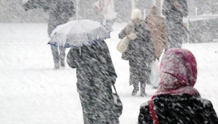 Meteoroloji uyardı! Sıcaklık 10 derece birden düşecek, Doğu Karadeniz ve Doğu Anadolu'da kar bekleniyor