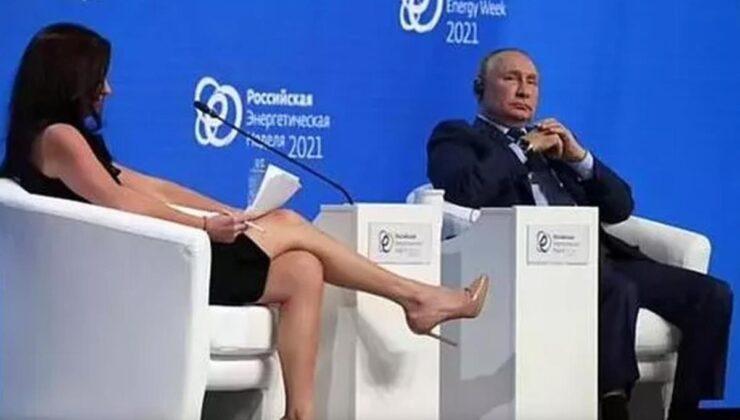 Putin'le yaptığı röportajdan çok bacakları konuşuldu! ABD'li gazeteci Rusya'da gündemden düşmüyor