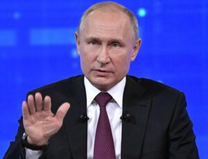Rusya'da salgın yeni zirve yaptı! Putin, 7 günlük koronavirüs tatili ilan etti