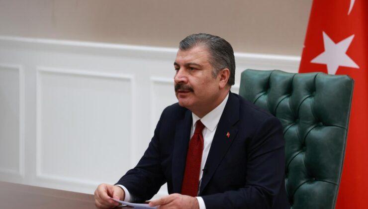 Sağlık Bakanı Koca, Koronavirüs Bilim Kurulu Toplantısı'nın ardından açıklama yaptı Açıklaması