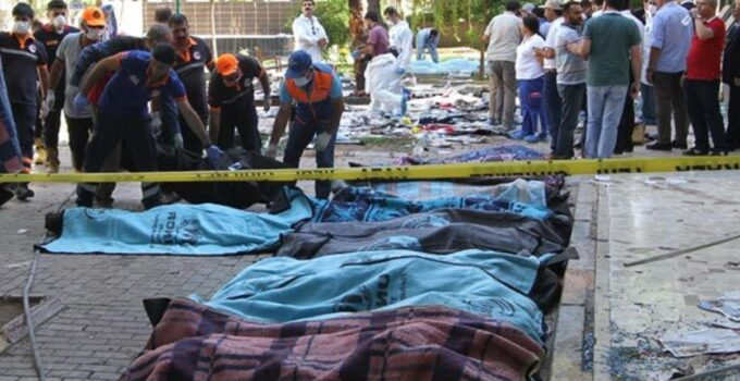 Son Dakika: 34 kişinin öldüğü Suruç katliamı davasında karar! Her kurban için ayrı ceza verildi