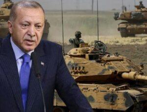 Son Dakika! Erdoğan'dan Suriye'de sınır ötesi operasyon iddiasını kuvvetlendiren çıkış: İşi akışına bırakamayız