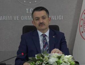 Son dakika haberi… Bakan Pakdemirli: Yeşil Kalkınma Devrimi'ni gerçekleştirmede Türkiye öncü rolü üstlenecek -TAMAMI FTP'DE