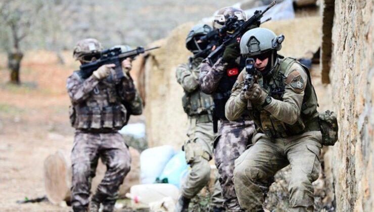 TSK içeride ve dışarıda hainlere göz açtırmıyor! Eylem hazırlığındaki 2 terörist öldürüldü