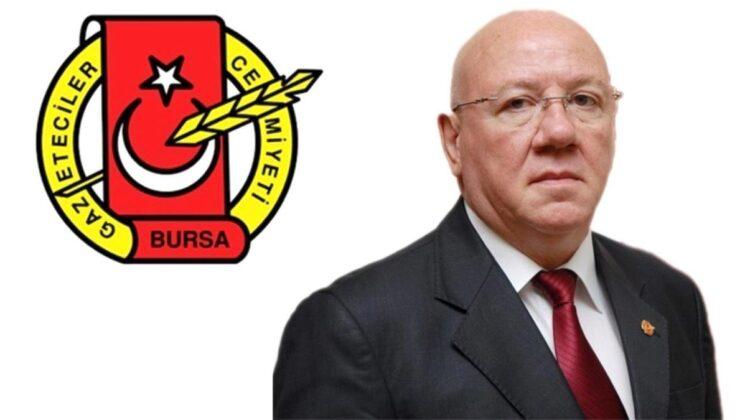 """Türkiye Gazeteciler Konfederasyonu Genel Başkanı Kolaylı: """"'21 Ekim Dünya Gazeteciler Günü' diye bir kutlama günü yok"""""""