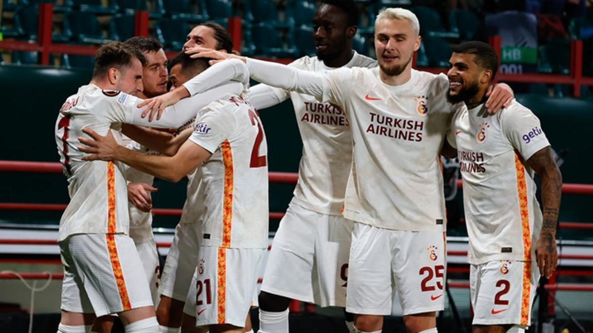 Türkiye'nin gururu! Rakiplerini tek tek dize getiren Galatasaray, Avrupa'da bir ilki yaşadı