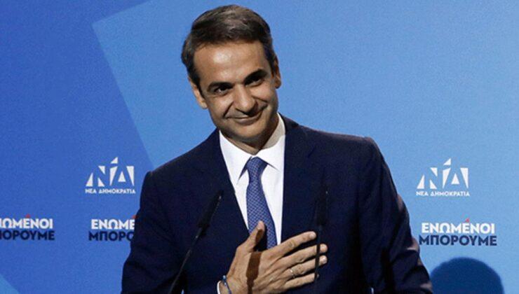 Yunanistan Başbakanı Miçotakis: Türkiye'ye göç mutabakatına ilişkin çağrı AB bildirisine benim çabamla eklendi